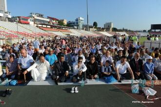Mii de musulmani din Romania se vor aduna pe stadionul Dinamo din Bucuresti. Comunitatea va celebra Sarbatoarea Sacrificiului