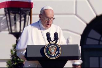 Papa Francisc, la ONU. Suveranul Pontif a pledat pentru o lume fara arme nucleare si pentru protejarea mediului inconjurator