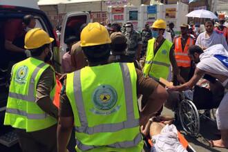 Tragedie la pelerinajul anual din orasul sfant Mecca. Bilantul a ajuns la 717 morti si 805 raniti. GALERIE FOTO