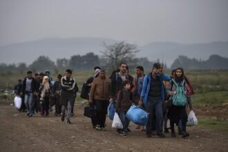 Peste 500.000 de imigranti au ajuns in Europa in 2015 traversand Mediterana. 3.000 au murit sau sunt dati disparuti