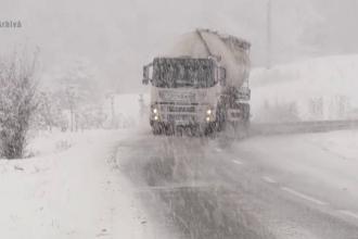 De duminica, in Romania incep ninsorile. Prognoza meteo pentru urmatoarele trei zile