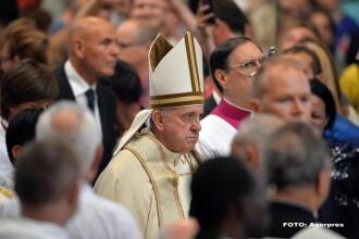 Turneul de 10 zile al Papei Francisc in SUA si Cuba se incheie in Philadelphia.