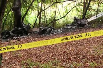 Accident tragic al unui girocopter, in judetul Harghita. Ce a gasit procurorul la fata locului: