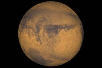 Descoperire uriasa pe Marte. Ce a detectat un avion al NASA in atmosfera planetei rosii