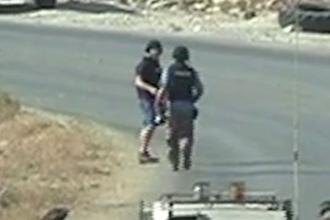 Un jurnalist AFP, agresat de soldati israelieni pentru ca filma incidentele cu palestinienii: