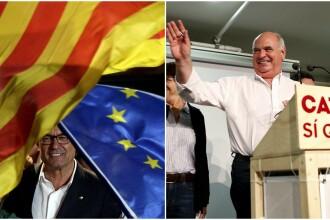 Victorie decisiva a separatistilor catalani. Cum ar putea ramane Spania fara 7,5 milioane de locuitori si 19% din PIB