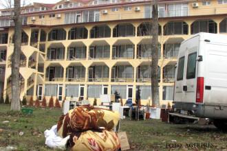 Hotelul de cosmar din Mamaia va fi inchis, dupa ce patronul a ajuns dupa gratii. Incendiu, furt de curent si poluare fonica