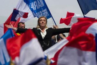 Marine Le Pen nu mai vrea educatie gratuita pentru copiii migrantilor: