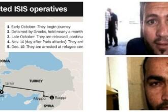 Documente ajunse in posesia CNN: Tarile din Europa vizate de atacuri teroriste dupa atentatele din Paris de anul trecut