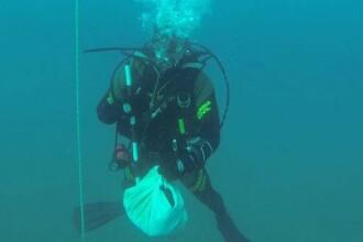 Oase umane gasite pe fundul marii, in Spania. Nici dupa o luna de la descoperire autoritatile nu stiu ale cui sunt