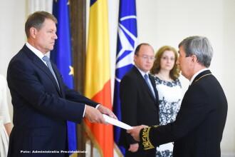 Mesajul lui Klaus Iohannis pentru noul ambasador al Rusiei in Romania: