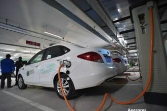 Vanzarile de masini electrice si hibride in Romania au explodat. Ce marci auto ecologice prefera romanii