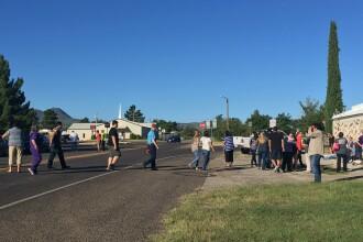 Atac armat cu un mort intr-un liceu din Texas. Autorul s-ar fi impuscat dupa ce a tras in colegii sai