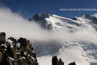 Alerta in Alpi, la granita intre Franta si Italia. Peste 100 de oameni sunt blocati intr-o telecabina la 3.800 de metri