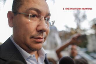 Ponta, despre congres: PSD a fost capturat de Grupul de la Teleorman