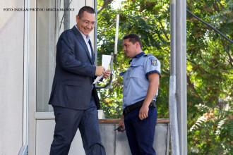 Victor Ponta vrea sa scape de controlul judiciar. Fostul premier a facut un drum si la politie