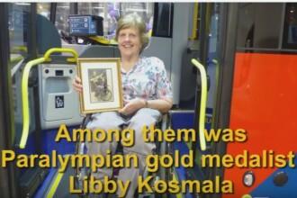 La 74 de ani a participat la a 11-a editie consecutiva la Jocurile Paralimpice. Povestea celei mai batrane sportive de la RIO