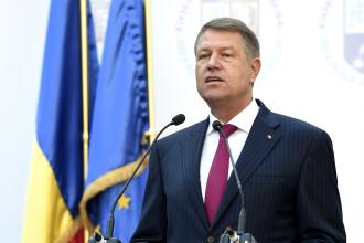Presedintele Klaus Iohannis a retrimis in Parlament legea falimentului personal:
