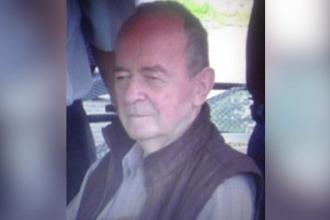 """Cadavrul fostului director al Colegiului National """"Emil Racovita"""", Tiberiu Cerghi, a fost gasit in Somes"""