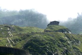 Operațiune de salvare în Munții Făgăraș. O turistă a căzut în prăpastie
