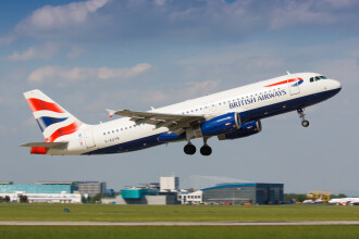 Un avion British Airways, care zbura de la Barcelona spre Londra, a aterizat de urgenta in Franta. Ce au descoperit pilotii