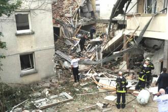 Explozie puternica in orasul francez Dijon. Cel putin 18 persoane au fost ranite. VIDEO