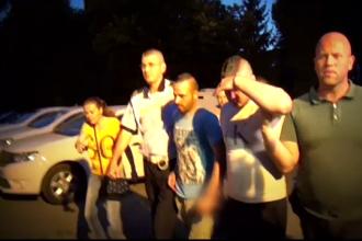 Arest la domiciliu pentru complicii soferului-criminal din Galati.