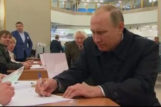Alegeri parlamentare in Rusia. Partidul de guvernamant a castigat scrutinul, conform exit-pollurilor