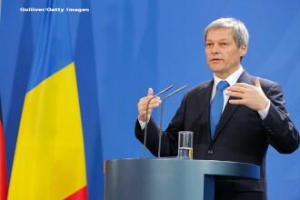 Mesajul lui Cioloş despre referendum.