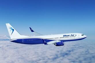 Blue Air: Peste 170 de pasageri, ramasi la Malaga dupa ce avionul care trebuia sa ii aduca marti a fost oprit la sol