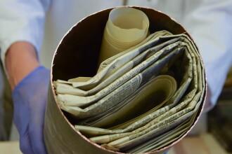 O capsula a timpului din vremea nazistilor a fost descoperita in Polonia. Ce continea cilindrul din cupru. FOTO