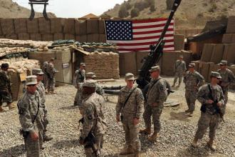 Jihadistii ISIS ar fi atacat cu arme chimice o baza militara din Irak, folosita si de trupele americane