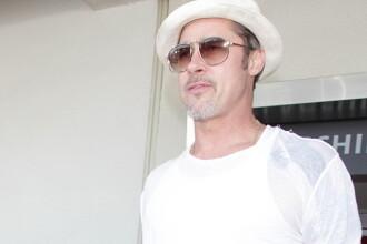 Brad Pitt a facut un test antidrog, dupa ce a fost acuzat ca si-a abuzat copiii.