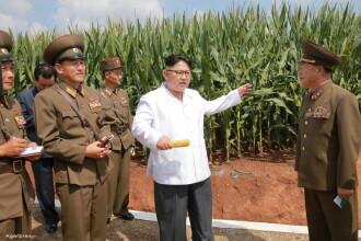 Kim Jong-Un s-a enervat pe ministrul adjunct de Externe. Unde l-a trimis cu toata familia sa