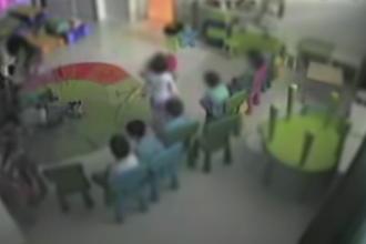 Copiii le-au fost batuti de educatoare, iar acum au fost si amendati. Cum a impartit dreptatea Judecatoria Constanta