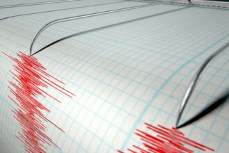 Doua cutremure cu magnitudinea de 3,5 si 2,7 au avut loc joi dimineata, in zona seismica Vrancea