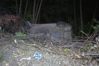 Noapte de cosmar pe soselele din tara. Patru accidente rutiere au lasat in urma doi morti si sapte raniti