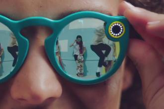 Snapchat lanseaza primul sau gadget. Ce pot face ochelarii de soare
