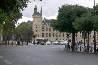 Una dintre cele mai poluate capitale din Europa a interzis masinile pentru o zi.