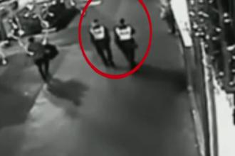 Primele imagini cu explozia din Budapesta. Recompensa oferita de politisti celui care ajuta la prinderea autorului