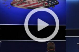 Dezbatere LIVE din SUA: Hillary Clinton si Donald Trump, la ultimul duel electoral in drumul spre Casa Alba