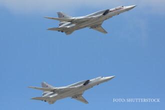 Scandal diplomatic provocat de pilotii militari rusi, care au