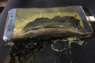 Samsung a oprit complet productia de Galaxy Note 7. Si a doua varianta a telefonului avea