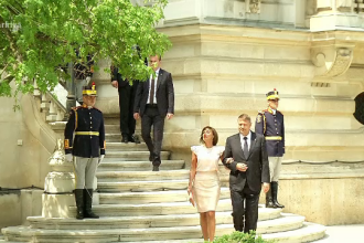 Iohannis contesta decizia data in procesul casei din Sibiu. Martorul pe care magistratii vor sa il aduca din Statele Unite