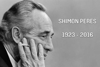 Shimon Peres a murit la 93 de ani.