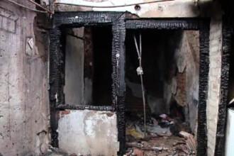 Un batran din Brasov a incendiat casa iubitei sale si pe cea a vecinului. Omul era suparat din cauza banilor de inmormantare