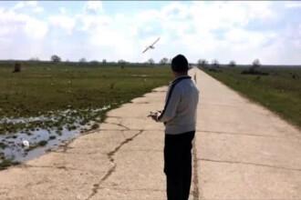 Fermierii romani au inceput sa faca agricultura cu DRONE.