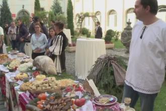 Sibiul se pregateste sa devina regiune gastronomica europeana, in 2019. Bucatele delicioase expuse la muzeul Brukenthal
