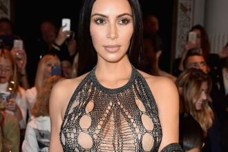 Speriata dupa jaful din Paris, Kim Kardashian a luat masuri drastice. Ce scrie presa din SUA