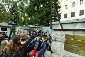 Ambasada Rusiei: regretam ca demersul nostru a provocat o reactie